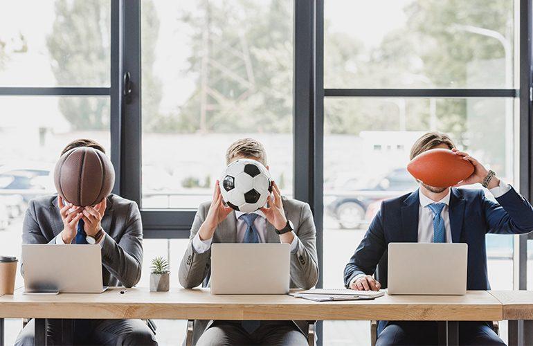 Le sport en entreprise, une bonne manière pour motiver ses collaborateurs